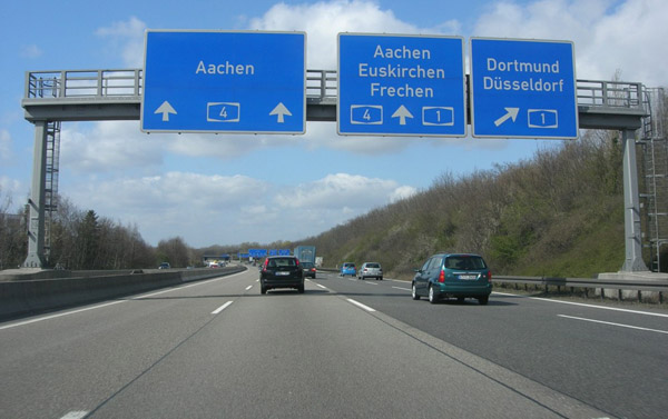 A4 Köln Aachen