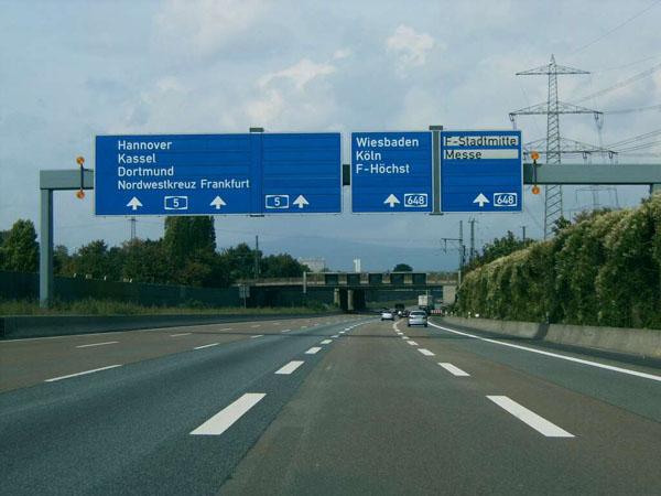 A5 Frankfurt