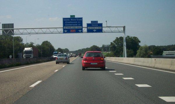 Grenze Venlo