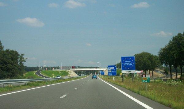 Grenze Deutschland Niederlande Noch Offen
