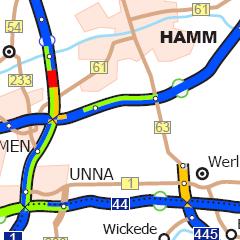 tempolimit autobahn deutschland karte Karte   Autobahnatlas